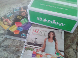 Chocolate Vegan Shakeology and Cookbook