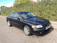 ***AUTO VOLVO S60 2.4 D5 LUX SERVICE HISTORY+ 1 FORMER KEEPER*** £2999! *WARRANTIES*