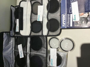 Multi sizes of camera filters $10.00 each