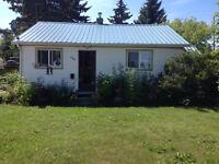 September 1 House for Rent