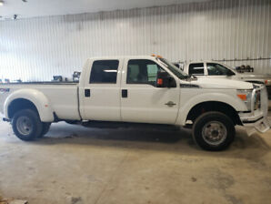 2012 F350 FORD DUALLY