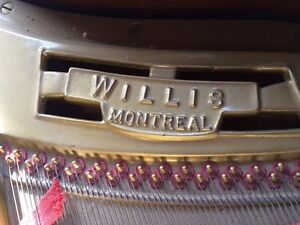 Willis Montreal Baby Grand Piano Kingston Kingston Area image 4