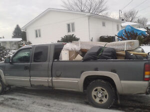 Moving Starting at 40$ 1 men and a truck