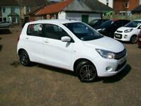 2015 Suzuki Celerio 1.0 SZ4 5dr AUTOMATIC, ONLY 2,000 MILES,1 OWNER, FREE TAX, A