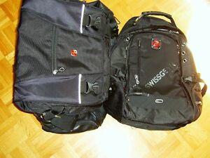 2 sacs pour laptops  Swissgear  neuf  à vendre