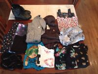 Girls clothing 16 pieces
