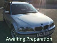 2004 (04) BMW 318i ES Touring
