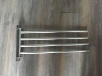 Washroom Towel Rack *perfect condition* FIRE SALE