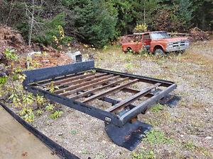 Truck / sled deck