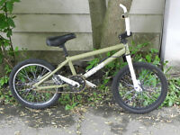 2 BMX BIKES FOR $65 FOR THE PAIR / 1 IS HARO