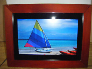 11 Inch Omnitech Photo Frame for sale