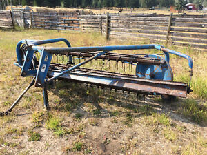 Ford Side Delivery Rake