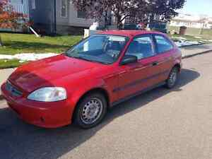 1999 cx honda civic