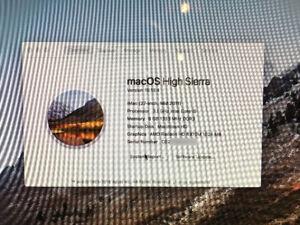 """27"""" iMac (2011) - i5 Quad core"""