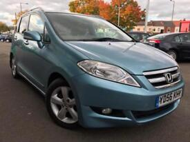 Honda FR-V 2.2i-CTDi ( lth ) ( Privacy Glass ) Sport DIESEL 6 SEATER