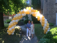 Balloon decorator for hire!