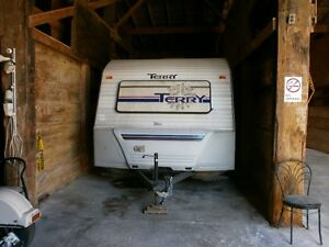 Travel Trailer up to 30'
