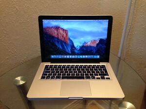Macbook Pro  13 inch  C2D  4G  250G……..520$