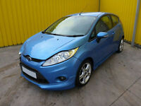 2010 FORD FIESTA ZETEC S 1.6 TDCI 5 SPEED