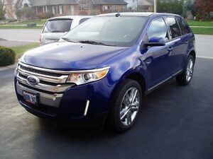 2013 FORD EDGE SEL 3,5 V6 LEATHER- SUNROOF- NAVIGATION- SYNC!