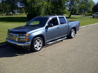 2006 GMC Canyon ZQ8 Quad Crew Cab Low Kms only 87,000kms