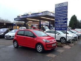 2014 64 Volkswagen up! 1.0 ( 60ps ) Take Up 5 Door, 30,000 miles