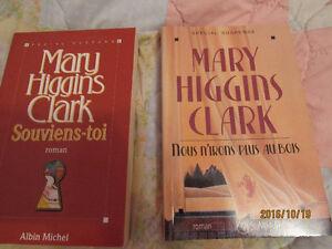 Mary Higgins Clark   Clinique du Docteur...   et autres