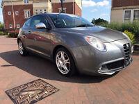 Alfa Romeo Mito 1.3 JDTM VELOCE 95BHP (grey) 2010