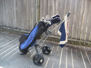Complete Golf Club Package