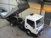 Nissan Cabstar MWB Tipper Single Cab 35.14 NT400 2016 with 12ft ** NOW S0LD **