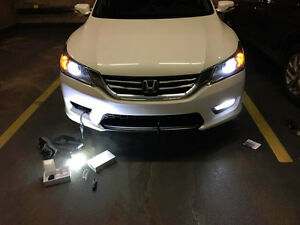 Free Same Day Express Shipping LED HID Kit Bulbs 2 Yr Warranty Cambridge Kitchener Area image 6