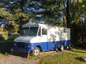 FOOD TRUCK FOR SALE!!!