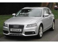 Audi A4 Avant 2.0TDI ( 143PS ) Multitronic 2010MY SE AUTO ESTATE