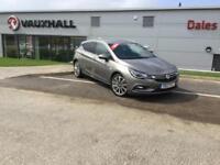 2017 Vauxhall Astra 1.4T 16V 150 Elite Nav 5dr 5 door Hatchback
