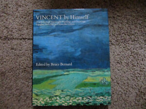 Coffee table book - VINCENT by Himself
