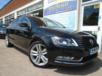 Volkswagen Passat 2.0TDI ( 140ps ) BlueMotion Tech 2014 Executive Style P/X Swap