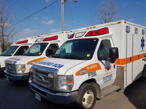 Used Ambulances, excellent as a work truck Diesel !