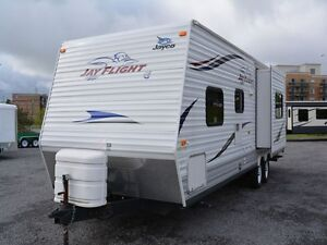 2010 Jayco Jay Flight G2 29BHS
