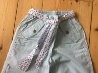Mini Boden BRAND NEW trousers / shorts age 7-8