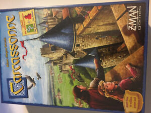 Carcassonne  board game  BRAND NEW UNOPENED
