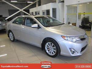 Toyota Camry Hybrid XLE Toit+Gps+Smart key 2012