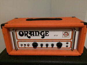 2002 Orange AD30 Single channel Made in England