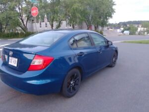 2012 - Honda Civic DX