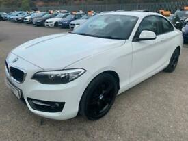 image for 2014 BMW 2 Series 2.0 218d Sport (s/s) 2dr Coupe Diesel Manual