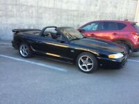 94 Ford Mustang GT convertible