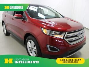2017 Ford Edge SEL Awd Cuir Toit-Ouvrant Navigation Bluetooth