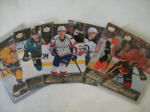ERIES 1 2015-16 UPPER DECK YOUNG GUNS  COMPLETE BASE ST OF 200 C