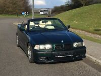 BMW 2.5 M52 convertible m sport