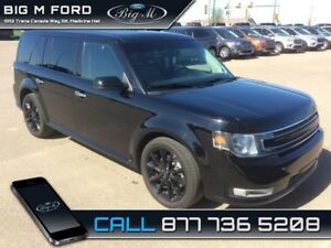 2016 Ford Flex SEL   - POWER LIFTGATE - BLIND SPOT - $214.49 B/W