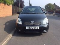 2005 Toyota Yaris 1.3 Colour Collection *FSH* *Low Miles*